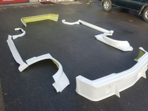 New!! 190 DTM KLasse 1 body kit. (Vuik Motorsport)