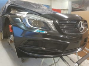 New! Mercedes A250 Touringcar by TCR Rules