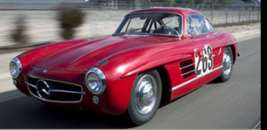 300 SL Gullwing Racing Replica