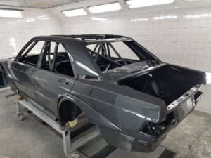 Mercedes 190 DTM Racing Body